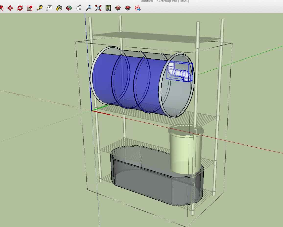 3d Design Sketchup Aquaponics Science Dallas Makerspace Talk Home Wiring Diagrams Ap System1156x929 813 Kb