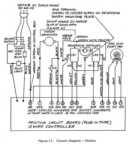 bridgeport wiring diagram bridgeport autofeed broken machine shop dallas makerspace talk  bridgeport autofeed broken machine