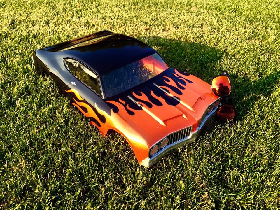 Rc Car Paint Job Creative Arts Dallas Makerspace Talk