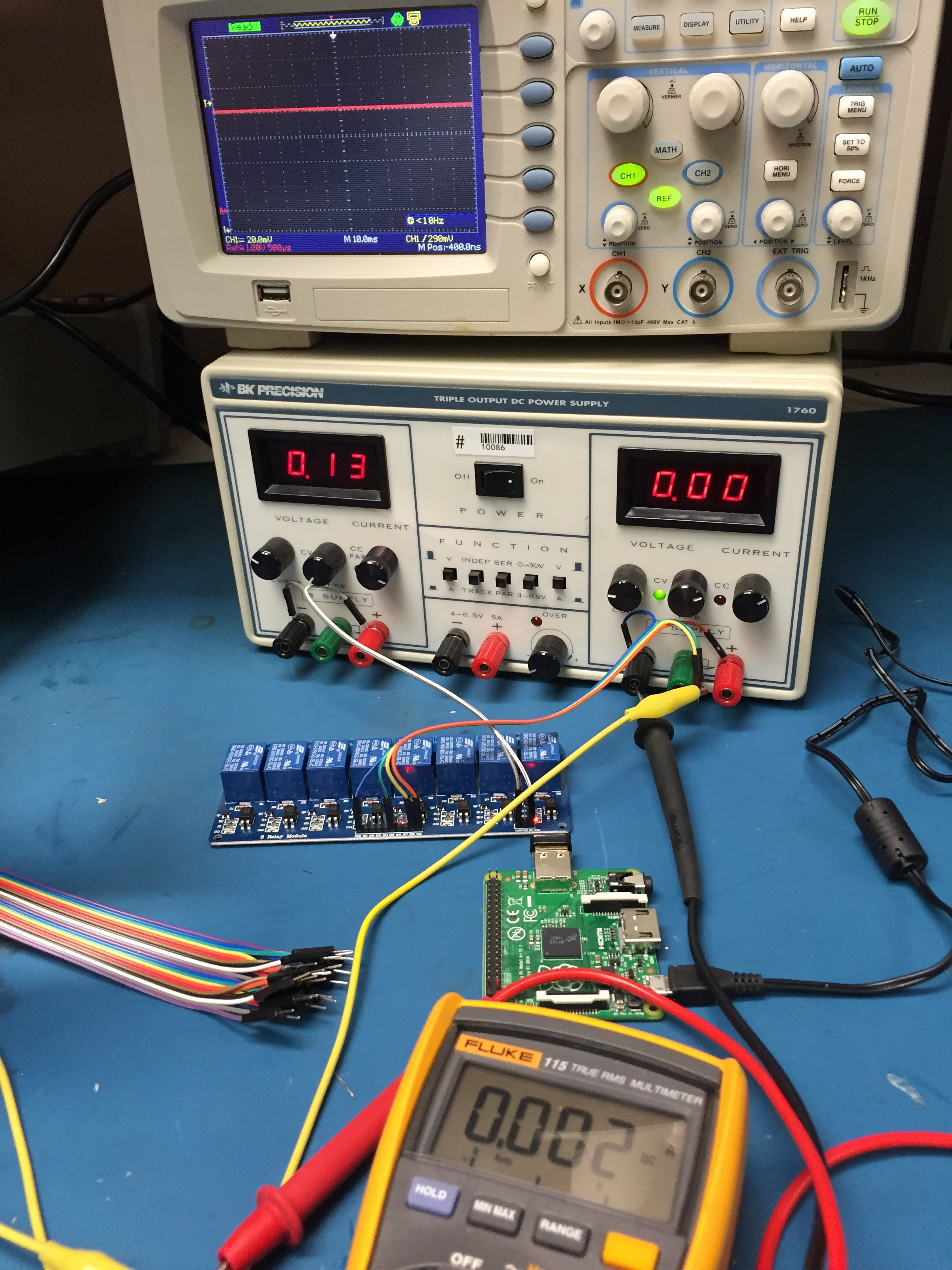 Direct wire Pi to Relay board? - Electronics - Dallas ... on
