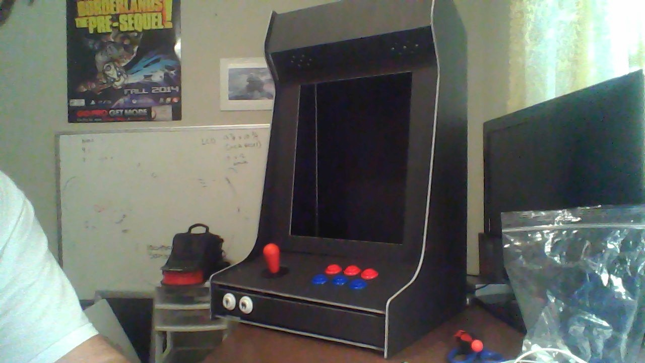Let's build a bartop arcade (was: donate donate lcd for