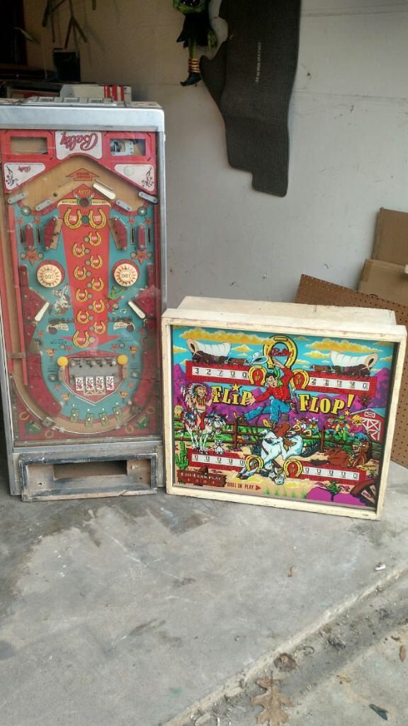 Cheap pinball finds - discussion thread for new projects ...